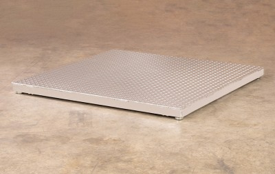 Pennsylvania Steel A6600 Aluminum Floor Scale