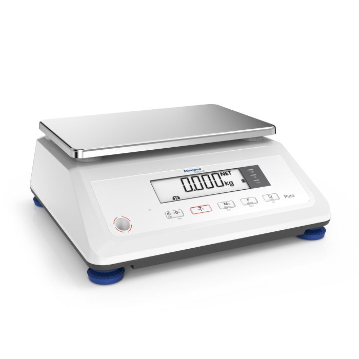 Minebea Intec Puro Compact Large Tall High Resolution Scale Minebea Intec Puro Compact Large Tall Standard Resolution Scale