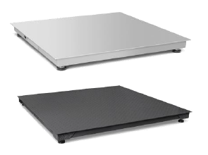 Minebea Intec Puro Painted Floor Platforms Minebea Intec Puro Stainless Steel Floor Platforms