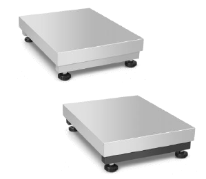 Minebea Intec Puro Stainless Steel Bench Platforms Minebea Intec Puro Painted Bench Platforms
