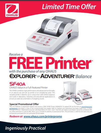 Free SF40A Printer